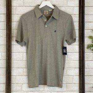 Volcom   Men's Short Sleeve Shirt   Banger Polo